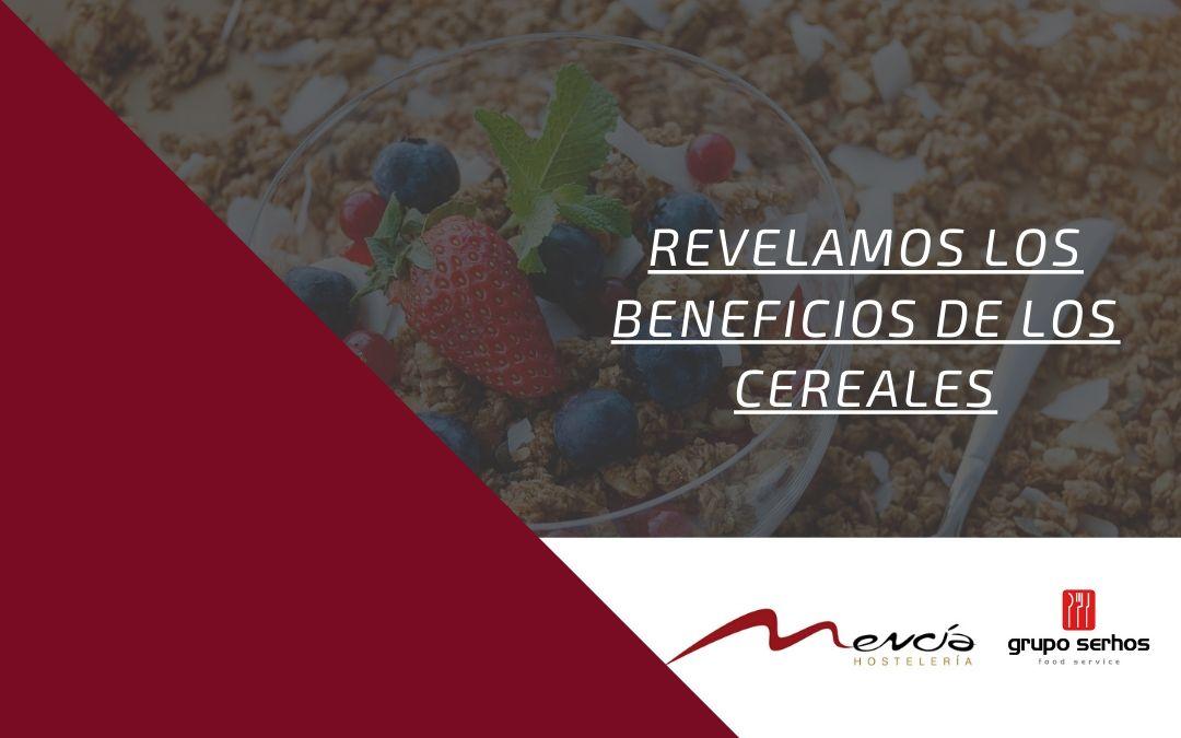 Revelamos los beneficios de los cereales