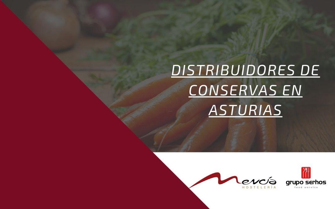 Distribuidores de conservas en Asturias