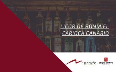LICOR DE MIEL CARIOCA + ORUJO